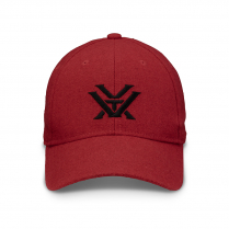 Vortex Cap: Red Big Wooly