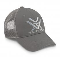Vortex Cap: Charcoal Grey Logo