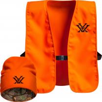 Vortex Blaze Vest and Toque Combo