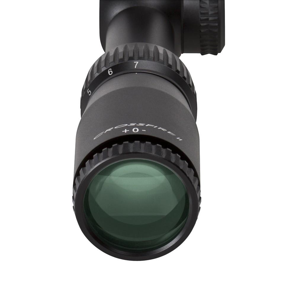 Vortex Crossfire II 2-7x32 Rimfire Riflescope 1-Inch V-Plex