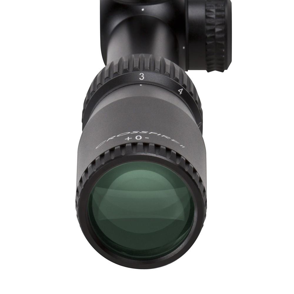 Lunette de tir Crossfire II 3-9x50 1-pouce avec réticule BDC de Vortex