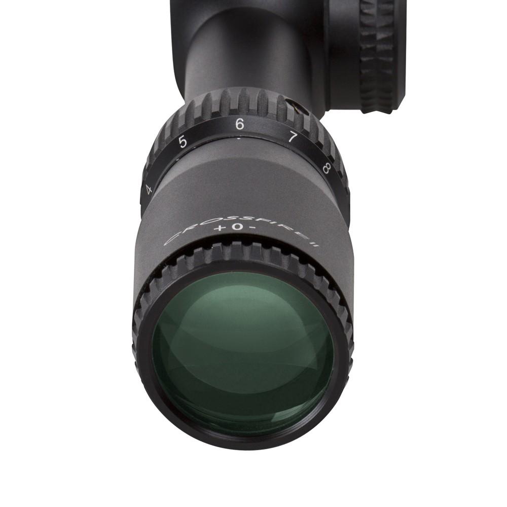 Vortex Crossfire II 4-12x50 AO Riflescope (1-Inch) BDC
