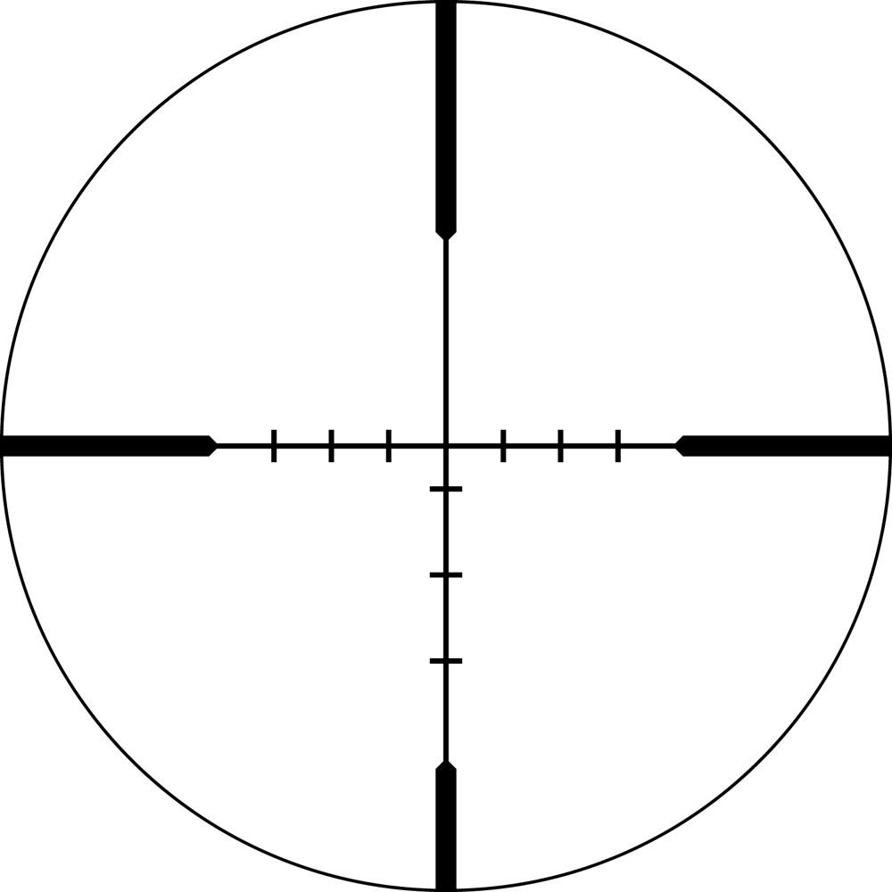 Lunette de tir Diamondback 4-12x40 avec réticule BDC de Vortex