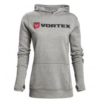 Vortex Women's Hoodie - All Day Light Grey