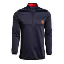 Vortex Men's Long Sleeve Fleece: 1/2 Zip