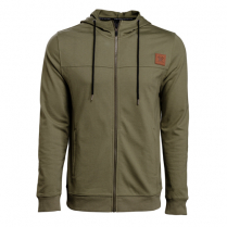 Vortex Men's Hoodie: Full Zip