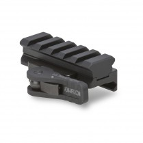 AR-15 Riser Mount for Red Dots with Quick Release