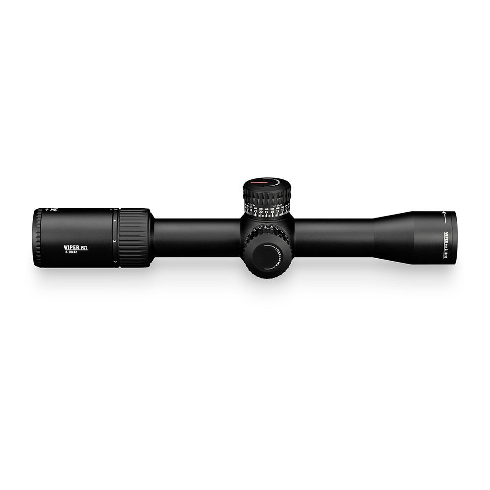Vortex Viper PST 2-10x32 FFP Riflescope with EBR-4 MOA