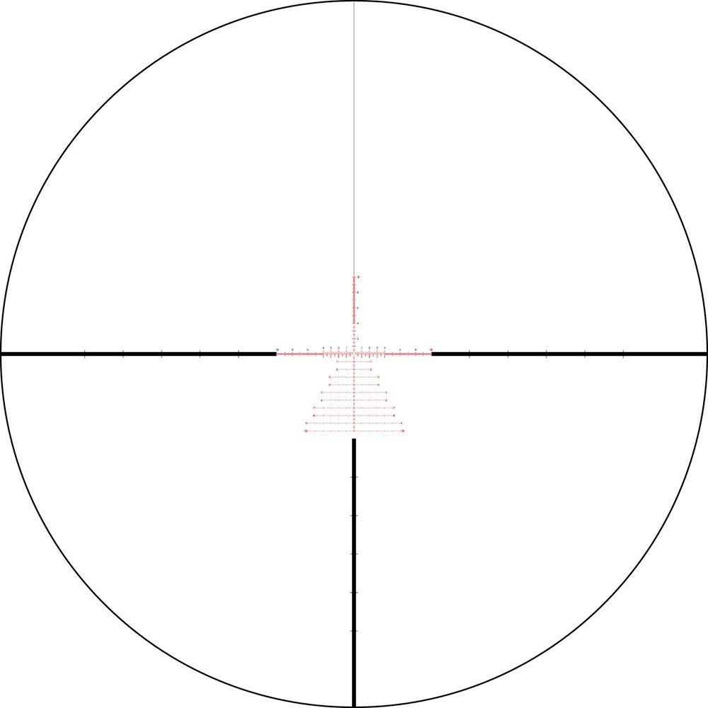 Vortex Viper PST Gen II 5-25x50 FFP EBR-7C mrad