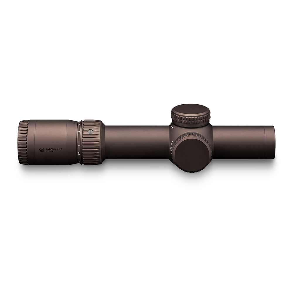 Vortex Razor HD Gen III 1-10x24 FFP Riflescope EBR-9 mrad