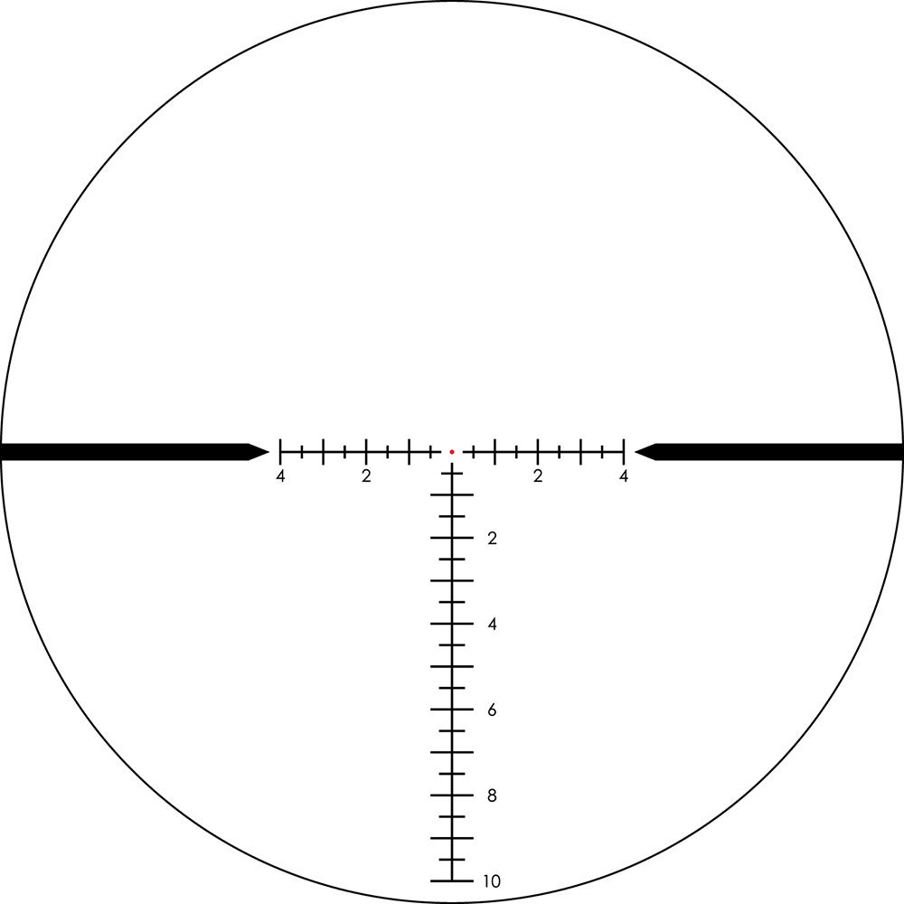 Vortex Razor HD LHT 3-15x42 SFP Riflescope with HSR-5i mrad