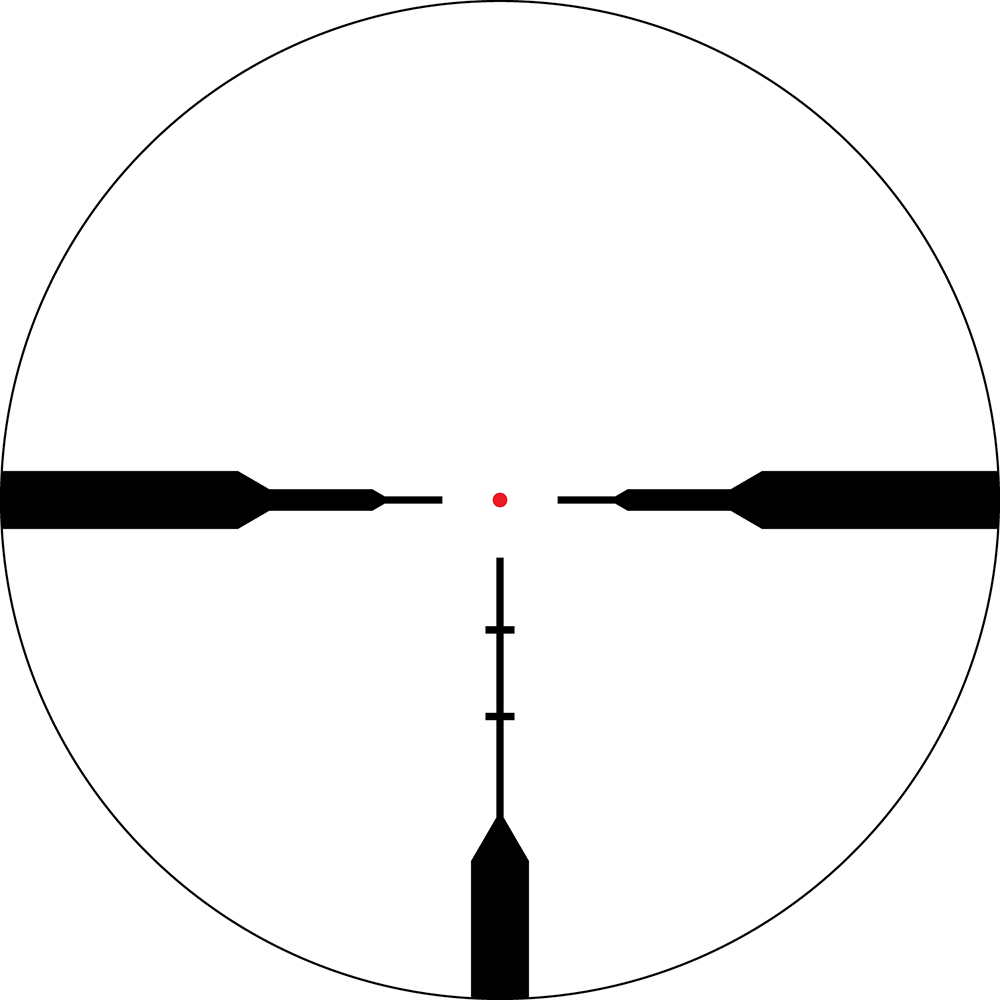Vortex Razor HD LHT 3-15x50 Riflescope G4i BDC mrad