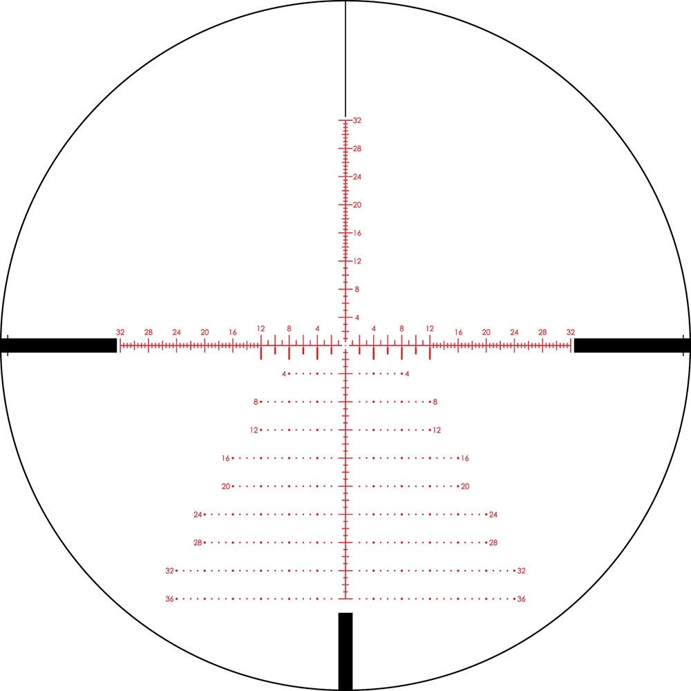 Vortex Razor HD Gen II 4.5-27x56 FFP EBR-7C MOA