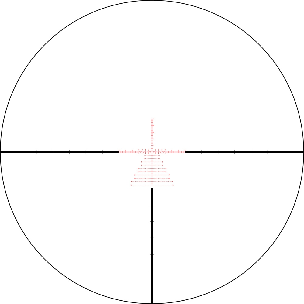 Vortex Razor HD Gen II 4.5-27x56 FFP EBR-7C mrad