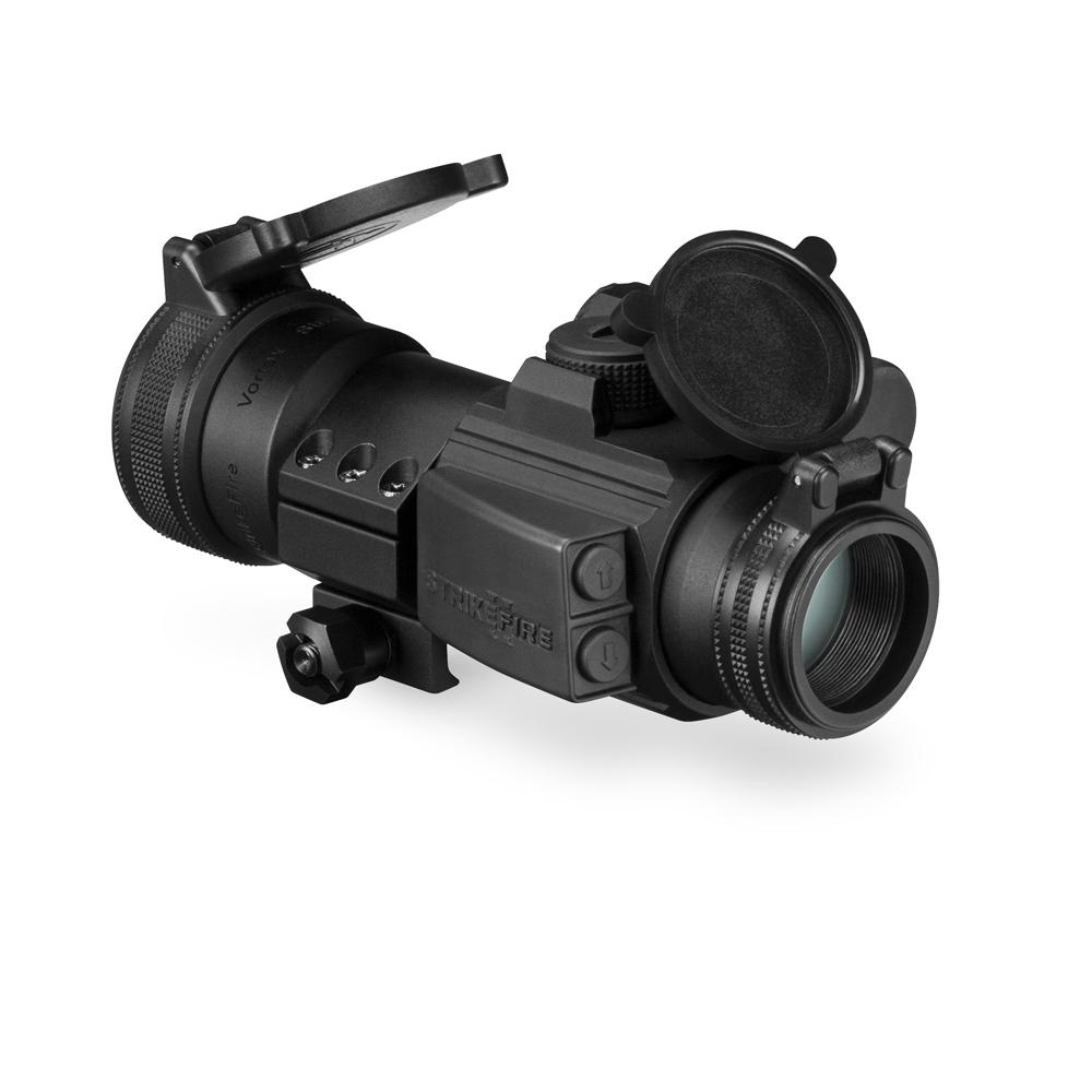 Point rouge brillant StrikeFire II pour AR15 de Vortex