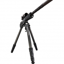 Vortex Radian Carbon Tripod Kit with Leveling Head