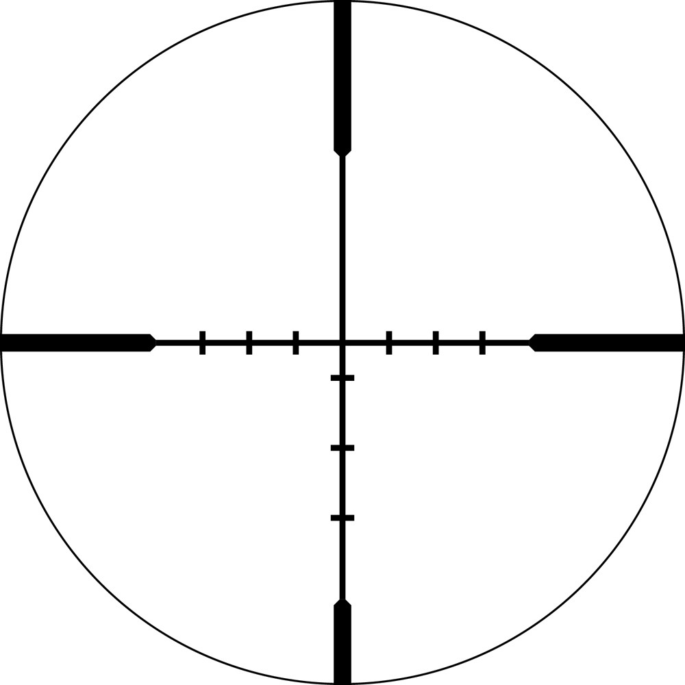 Vortex Viper HS 4-16x44 SFP Riflescope BDC
