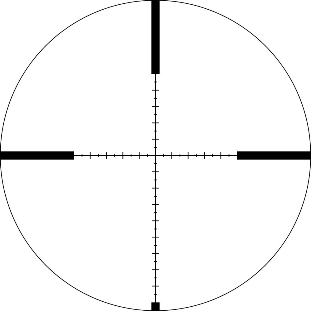 Lunette de tir Viper HS-T 4-16x44 SPF avec réticule VMR-1 MRAD de Vortex