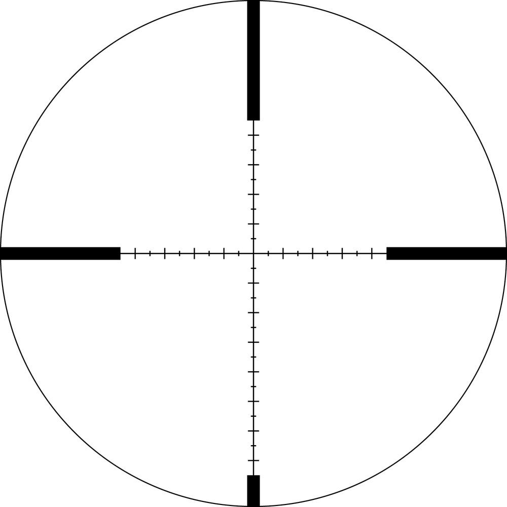 Vortex Viper HS-T 6-24x50 SFP Riflescope VMR-1 MOA