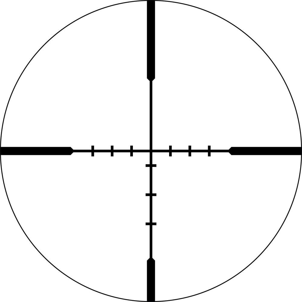 Vortex Viper 6.5-20x50 PA Riflescope BDC