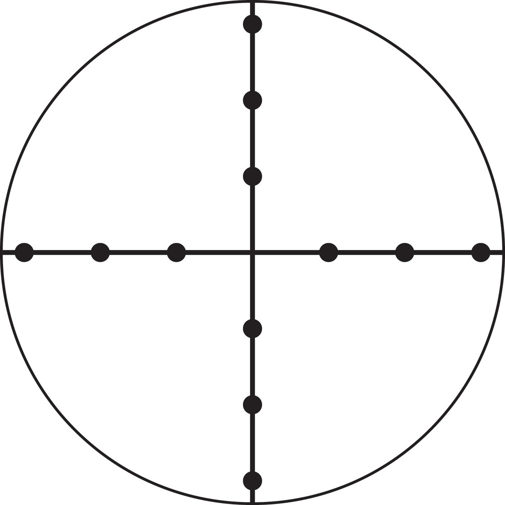 Vortex Viper 6.5-20x50 PA Riflescope Mil-Dot