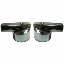 Am Std Quality Faucet Handle, Pair H&C