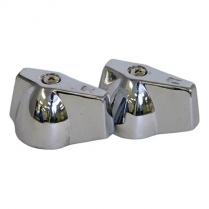 "Am Std Colony Tub/Shower Handle 1-1/4"" Pair H&C K#99-0104"