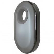 Eljer Oval CP Escutcheon Flange & Insert EL490-6350-00
