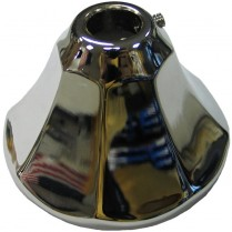 "Savoy Bell Escutcheon w/Screw 9/16"" Hole"
