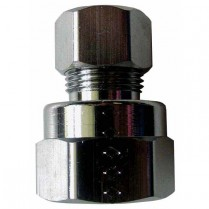 "1/2"" x 3/8"" CP Female Adaptor"