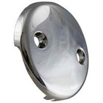 CP Bath 2 Hole Face Plate