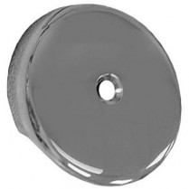 CP Bath Cover 1 Hole Face Plate #0531002