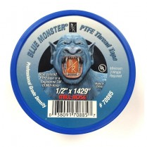 "Blue Monster Pipe Thread Tape 1/2"" x 1429'  #70885"