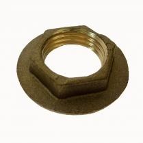 Brass Basin Cock Lock Nut, Premium #0906004
