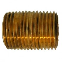 "3/8"" x CL Brass Nipple"