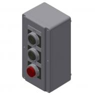 Momentary Press Open/Close/Stop Push Button Station Nema 4AB