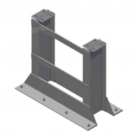 1285 Support-Pad Mount-HDG