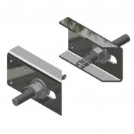 #60 Chain Bracket w. Chain Adjustment Screw-Zinc