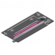 Magnetic Lock Assembly w. Sled