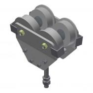 1-1/2 Ton I-Beam Trolley (3,000lbs) [Beam Size]-USP