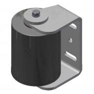 Top Guide Roller Assembly, Offset-Zinc