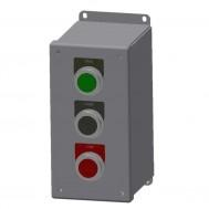 Momentary Press Open/Close/Stop Push Button Station Nema 12