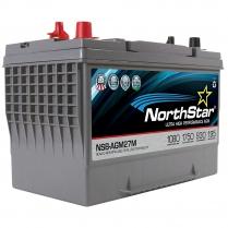 NSB-AGM27M   BATT NS SCEL 930CCA 1080MCA RC 195MIN