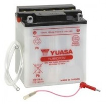 YB12A-A   MOTORCYCLE BATTERY 12V  12AH