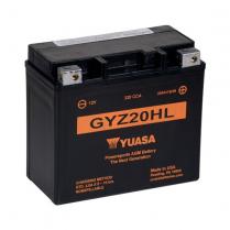 GYZ20HL   BATT MOTO AGM 12V 320CCA 20AH