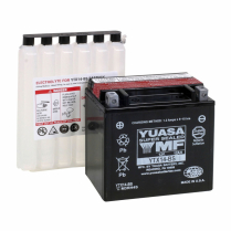 YTX14-BS   MOTORCYCLE BATTERY 12V  12AH