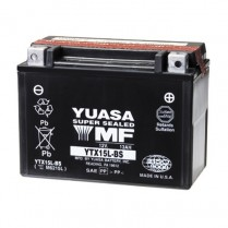 YTX15L-BS   MOTORCYCLE BATTERY 12V 13A