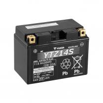 YTZ14S   MOTORCYCLE BATTERY 12V 11.2A