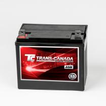 U1-TCAGM-280   GRU1 AGM starting battery 280CCA