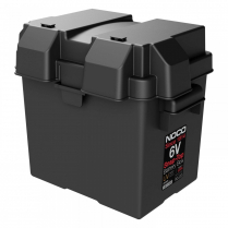 HM306BK battery box for groupe GC2